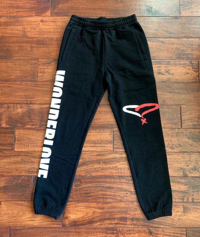 Black Wonderlove Sweats